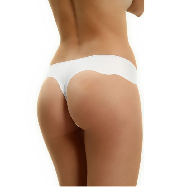 drama queen thong 5004 white