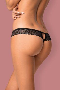 תחתון סקסי חוטיני עם מפשעון פתוח SHIBU